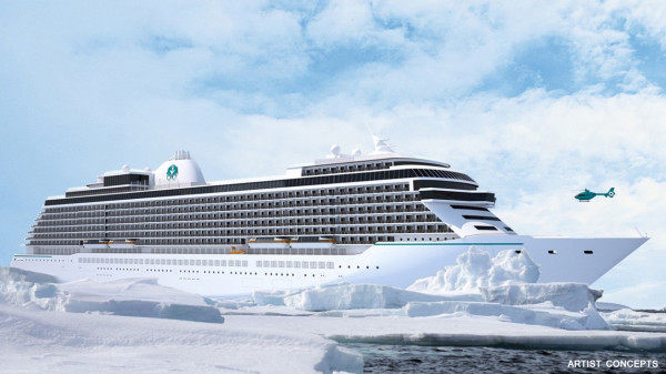 Crystal Cruises' newest vessel due in 2018