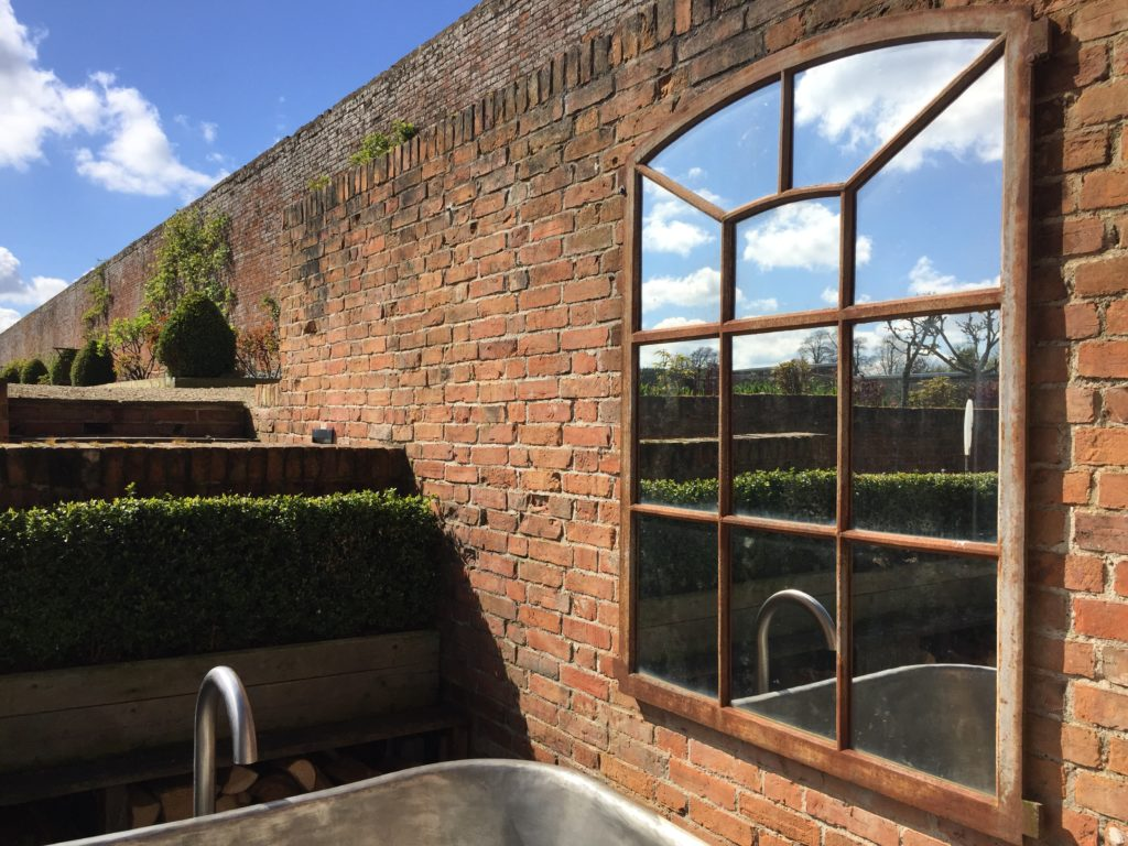 Alfresco Bath, Babington House